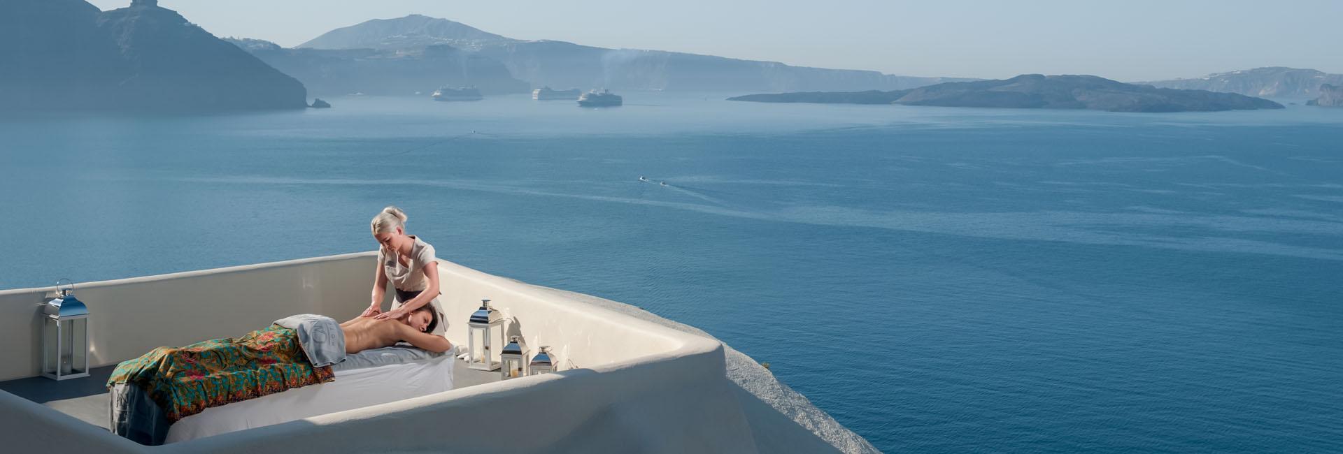 Canaves Oia Santorini Spa